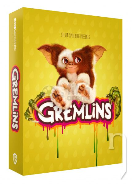 BLU-RAY Film - Gremlins (4K Ultra HD + Blu-ray)