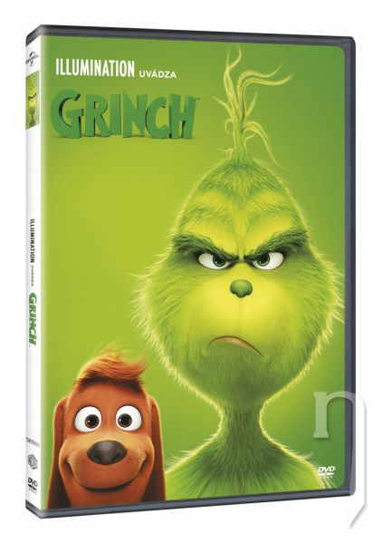 DVD Film - Grinch