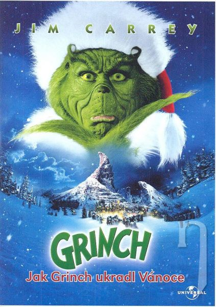 DVD Film - Grinch