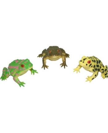 Gumená žaba - ako živá (8 cm)