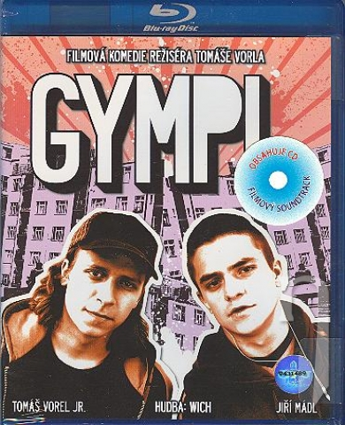 BLU-RAY Film - Gympl (Blu-ray) + CD Soundtrack