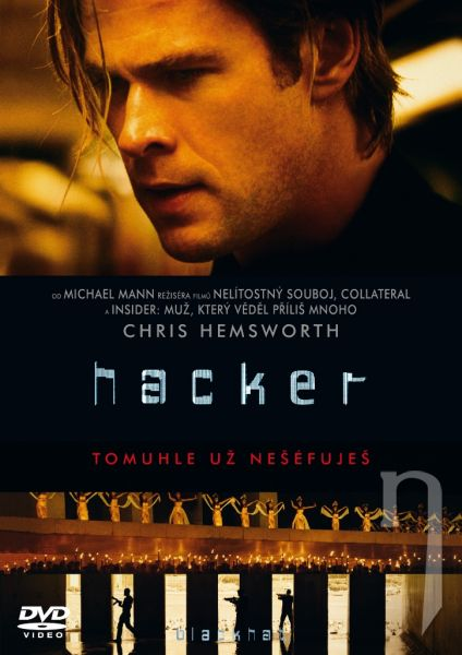 DVD Film - Hacker