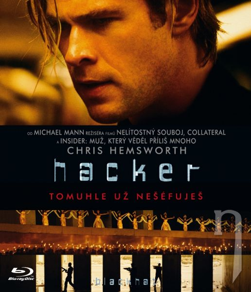 BLU-RAY Film - Hacker
