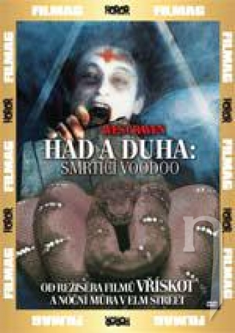 DVD Film - Had a dúha: Smrtiace woodoo