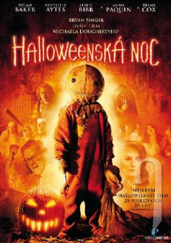 DVD Film - Halloweenska noc
