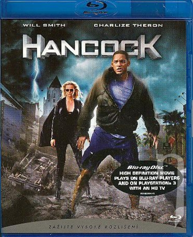 BLU-RAY Film - Hancock (Blu-ray)