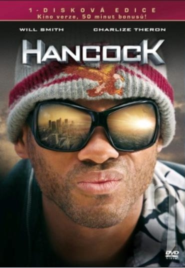 DVD Film - Hancock
