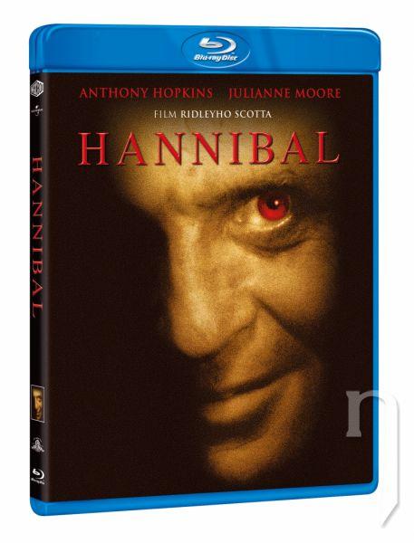 BLU-RAY Film - Hannibal
