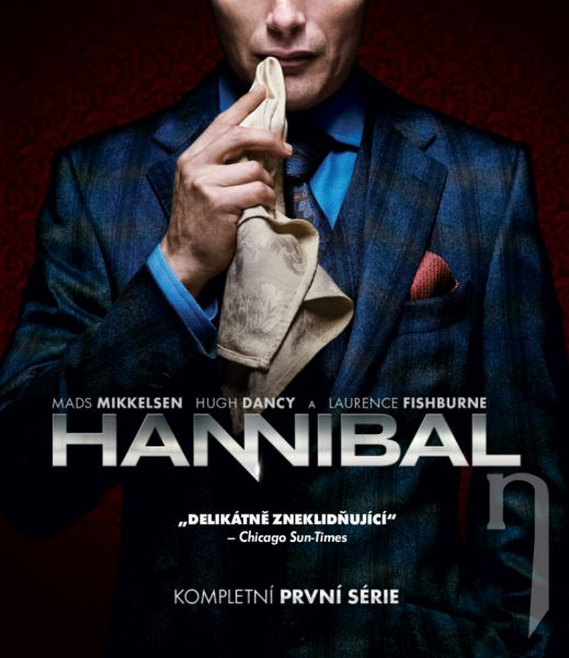 BLU-RAY Film - HANNIBAL - Kompletná 1. série (4 Bluray)