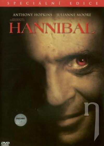 DVD Film - Hannibal