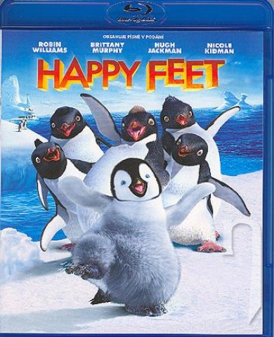 BLU-RAY Film - Happy Feet (Blu-ray)
