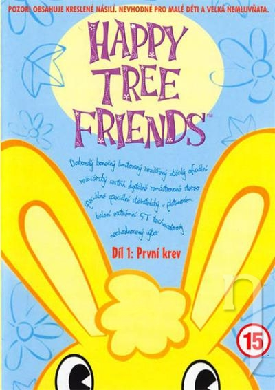 DVD Film - Happy Tree Friends 1: Prvá krv