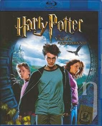 BLU-RAY Film - Harry Potter a väzeň z Azkabanu SK (Blu-ray)