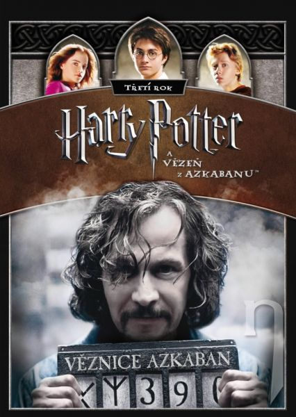 DVD Film - Harry Potter a väzeň z Azkabanu