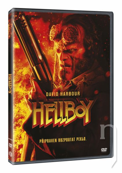 DVD Film - Hellboy (2019)