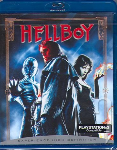 BLU-RAY Film - Hellboy (Blu-ray)