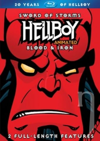 BLU-RAY Film - Hellboy (Digibook)