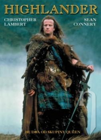 DVD Film - Highlander