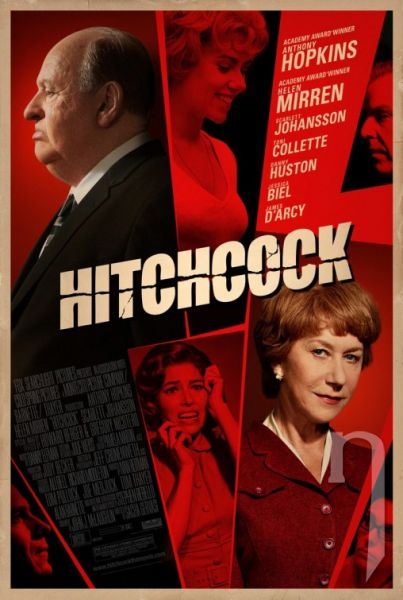 BLU-RAY Film - Hitchcock