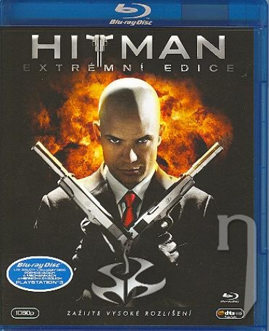 BLU-RAY Film - Hitman (Blu-ray)