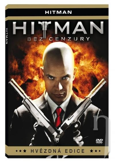 DVD Film - Hitman (pap. box)