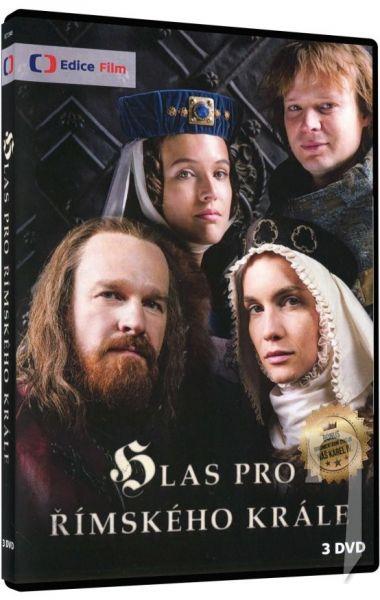 DVD Film - Hlas pro římského krále