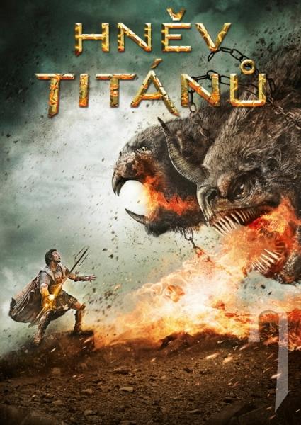 DVD Film - Hnev titanov