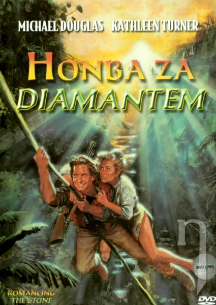 DVD Film - Honba za diamantem