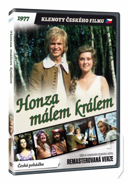 DVD Film - Honza málem králem