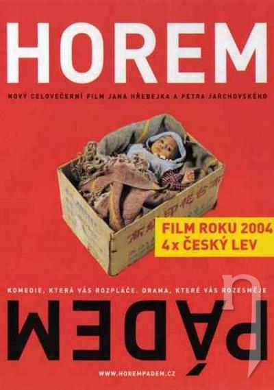 DVD Film - Horem pádem (slimbox) CO
