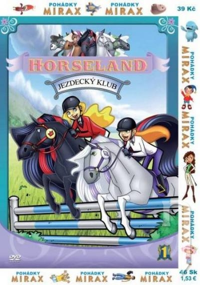 DVD Film - Horseland DVD 1