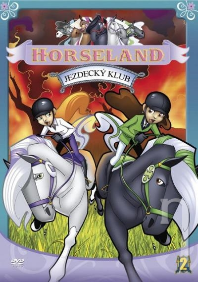DVD Film - Horseland DVD 2