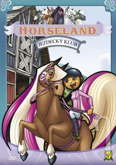 DVD Film - Horseland DVD 3