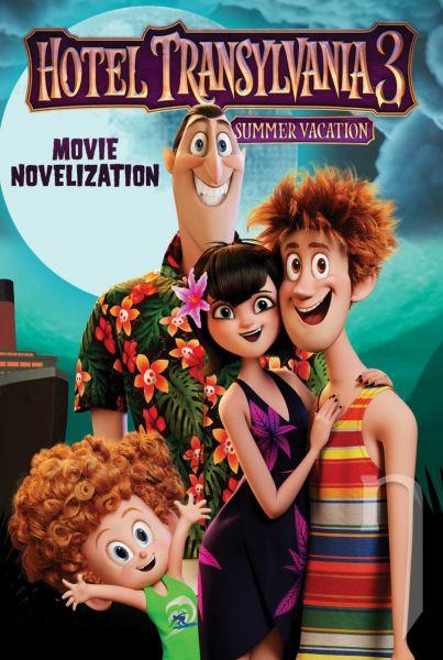 DVD Film - Hotel Transylvánie 3: Příšerózní dovolená