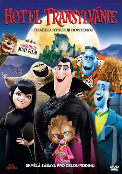 DVD Film - Hotel Transylvánia