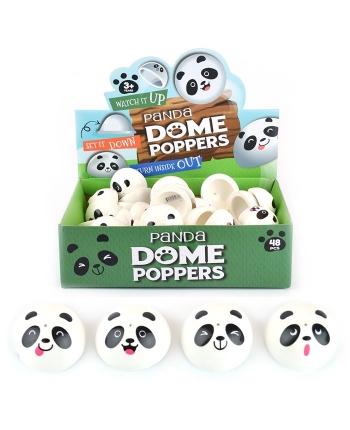 Hra Dome Poppers Panda - displej 48 ks (4,5 cm)