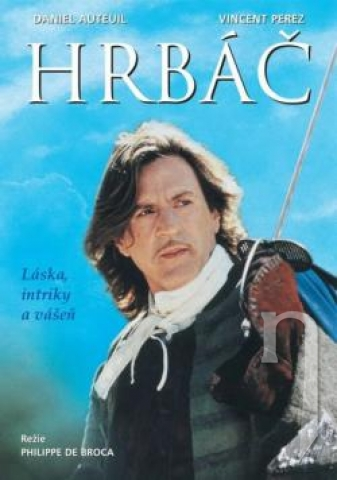 DVD Film - Hrbáč