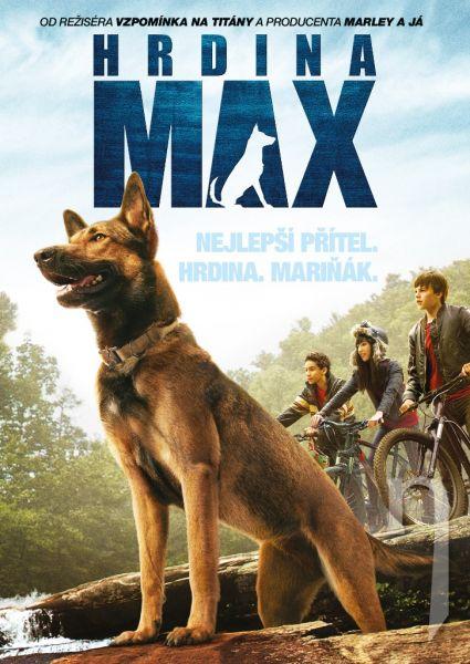 DVD Film - Hrdina Max