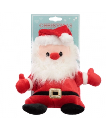 Hrejivý vankúšik - Santa - Snuggables - 31 cm
