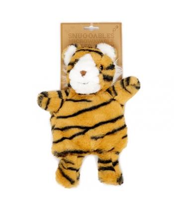 Hrejivý vankúšik - Tiger - Snuggables - 31 cm
