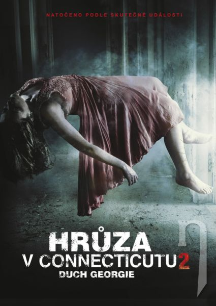 DVD Film - Hrôza v Connectucutu 2: Duch Georgie
