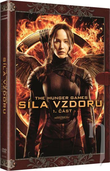 41fba6998 DVD Film ~ Hry o život: Drozdajka 1 - knižná edícia ~ W. Harrelson ...