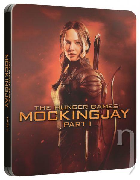 087cf1d6d BLU-RAY Film ~ Hunger Games: Síla vzdoru 1. část ~ W. Harrelson, p ...
