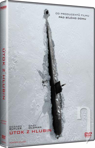 DVD Film - Útok z hlubin