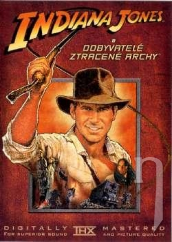 DVD Film - Indiana Jones a dobyvatelia stratenej archy