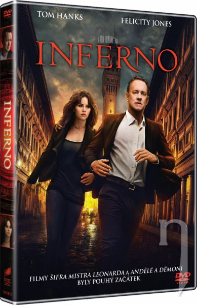 DVD Film - Inferno