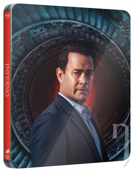 BLU-RAY Film - Inferno - Steelbook generic