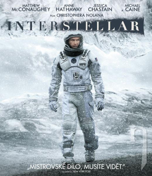 BLU-RAY Film - Interstellar (2 Bluray)