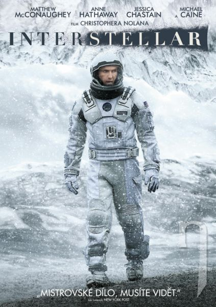 DVD Film - Interstellar