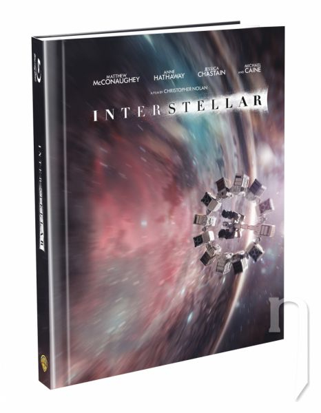 BLU-RAY Film - Interstellar - Digibook